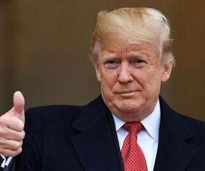 Trump, İran halkına Farsça seslendi: Yanınızdayım
