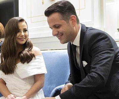Merve Özbey ve Kenan Koçak düğün için 600 bin lira harcadı