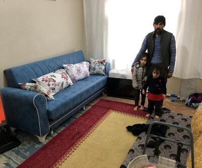 Başkan Beyoğlu'dan ihtiyaç sahibi aileye destek