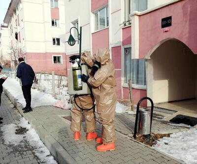 Van'da kimyasal madde alarmı! Tüm bina boşaltıldı