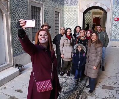 'Müzede Selfie Günü'ne özel ödüllü yarışma