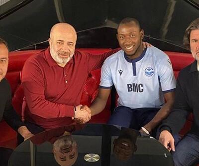 Adana Demirspor Norveç'ten transfer yaptı