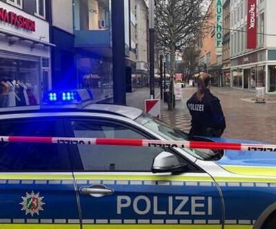 Almanya'da bomba paniği: 14 bin kişi tahliye edildi