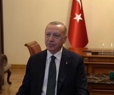 Erdoğan Ümmü Gülsüm ile görüştü