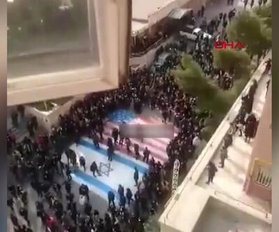 İran'da rejim karşıtı eylemler