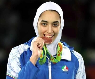 İranlı sporcu ülkesini terketti
