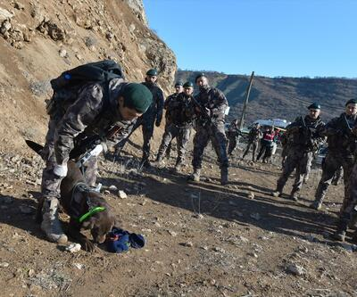 PÖH timleri kaybolan Gülistan'ı arıyor