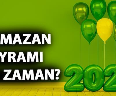 2020 Ramazan Bayramı tatili ne zaman, hangi gün?