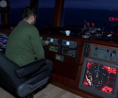 Aramalara 30 balıkçı teknesi de katıldı