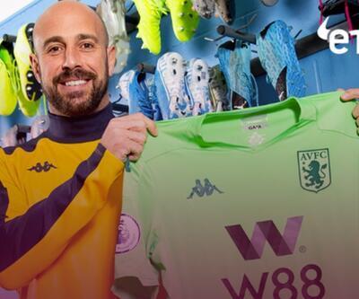 Aston Villa Reina'yı kiraladı