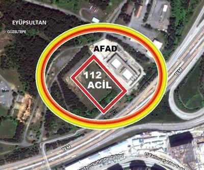 '112 Acil Çağrı Merkezi' Eyüpsultan'a yapılacak