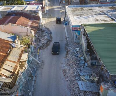 Porto Riko'da 2 bin deprem harita değiştirdi