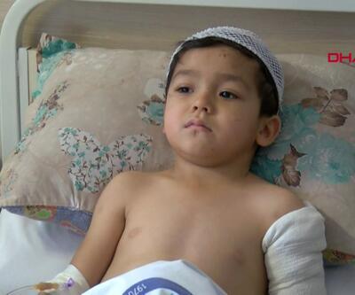 6 yaşında dehşeti yaşadı