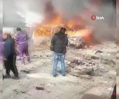 Son dakika... İdlib'de hava saldırısı:15ölü