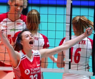 Meryem Boz en değerli oyuncu seçildi