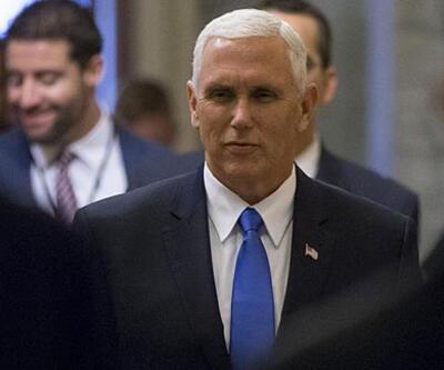 ABD Başkan Yardımcısı Pence İsrail'e gidiyor