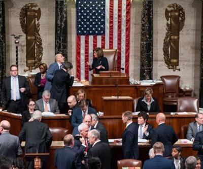 ABD Temsilciler Meclisi, Trump'ın azil maddelerini Senatoya yolladı