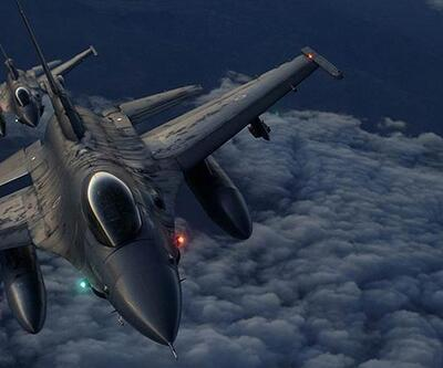 Kuzey Irak'a hava harekatı! 3 terörist etkisiz hale getirildi