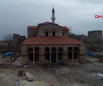 Cami 55 yıl sonra ibadete açılacak