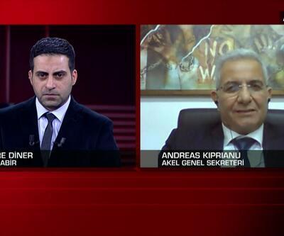 AKEL Lideri Kiprianu CNN TÜRK'te