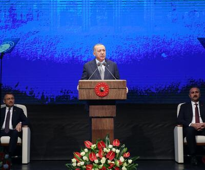 Cumhurbaşkanı Erdoğan: Yeni şahlanış döneminin kapılarını açıyoruz
