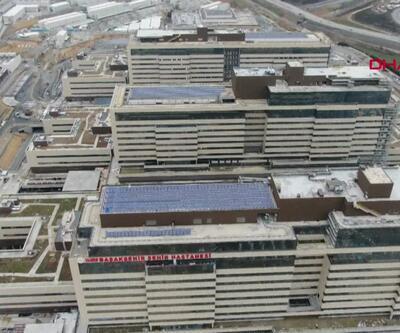 Şehir hastanesi bu yıl açılacak