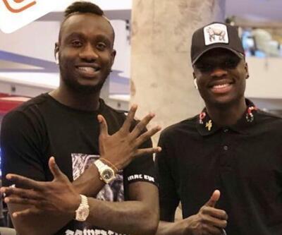 Mbaye Diagne İstanbul'a geldi