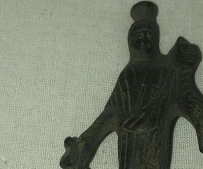 Tarihi eser satmak isteyen kişi gözaltına alındı