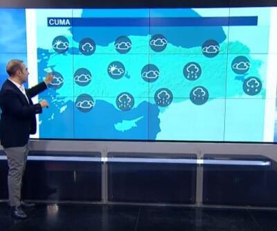 Hava durumu 17 Ocak 2020: Sıcaklıklar azalacak, kuvvetli rüzgar gelecek!