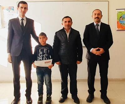 İmranlı'da 590 öğrenci karne aldı