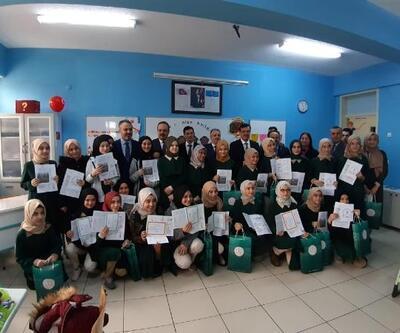 Bursa'da 586 bin öğrenci karne aldı