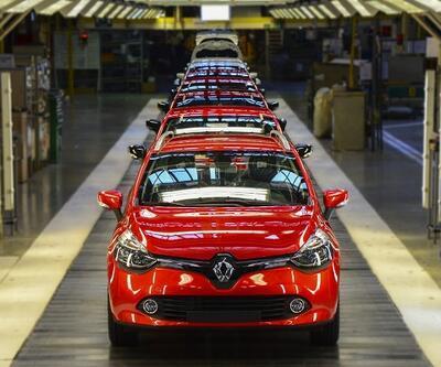 Renault Grubu globalde pazar payını korudu