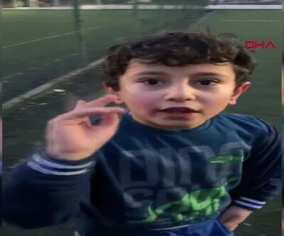 Futbol tutkunu çocuğun çevre duyarlılığı