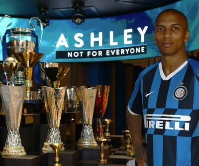 Inter Ashley Young'ı açıkladı