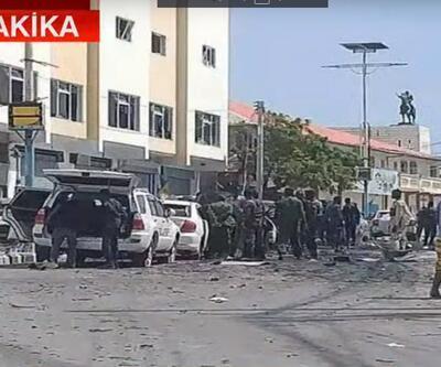 Son dakika: Somali'de Türklere bombalı saldırı