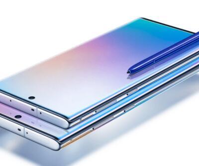 Galaxy Note 10 için Android 10 güncellemesi çıktı