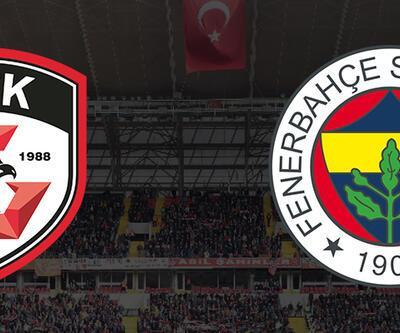 Gaziantep - Fenerbahçe CANLI YAYIN