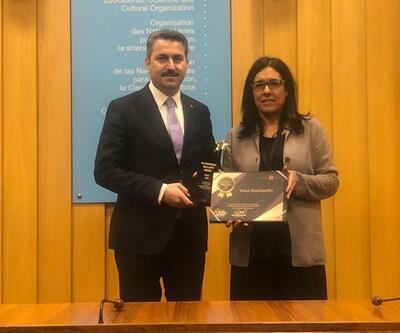 ''Kanal Tokat'' projesi'ne uluslararası idealkent ödülü