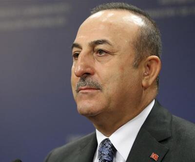 Bakan Çavuşoğlu'ndan Yunanistan'a Hafter tepkisi: Sabote ediyor