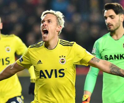 Gaziantep - Fenerbahçe: 0-2