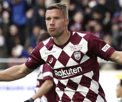 Lukas Podolski geri dönüyor