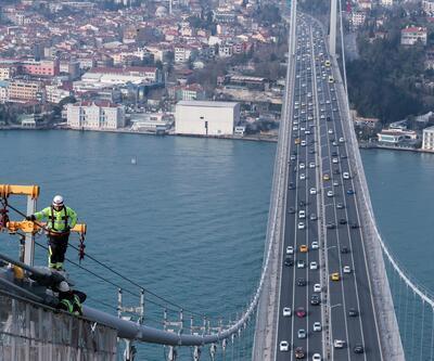 15 Temmuz Şehitler Köprüsü'nde unutulmayacak izler