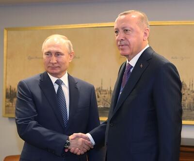 Son dakika... Erdoğan-Putin görüşmesinin saati belli oldu
