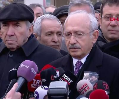 Kılıçdaroğlu: Siyaset dünyamızın önemli bir aktörünü kaybettik