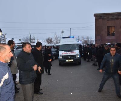 Abdulkerim Çevik'in cenazesine 10 bin kişi katıldı