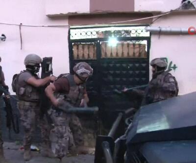 Organize suç çetelerine operasyon