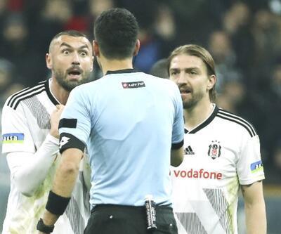 Beşiktaş 1-2 Sivasspor MAÇ ÖZETİ