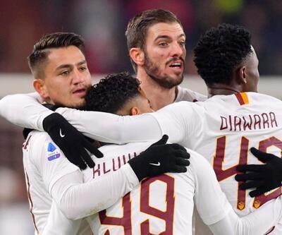 Cengiz Ünder ikinci golünü attı