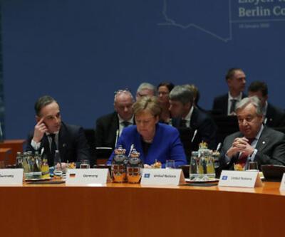 Libya Konferansı'nın Sonuç Bildirgesi yayımlandı