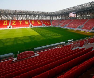 Göztepe'nin yeni stadı Beşiktaş maçıyla açılıyor